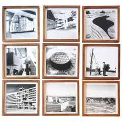 """Set of 50 Photos """"Chandigarh Project"""""""