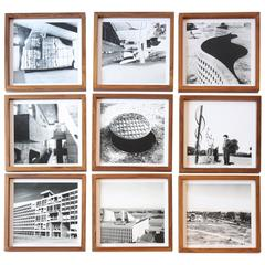 "Set of 50 Photos ""Chandigarh Project"""