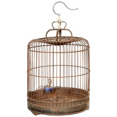 Vintage Chinese Birdcage
