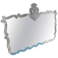 French Deco Mirror