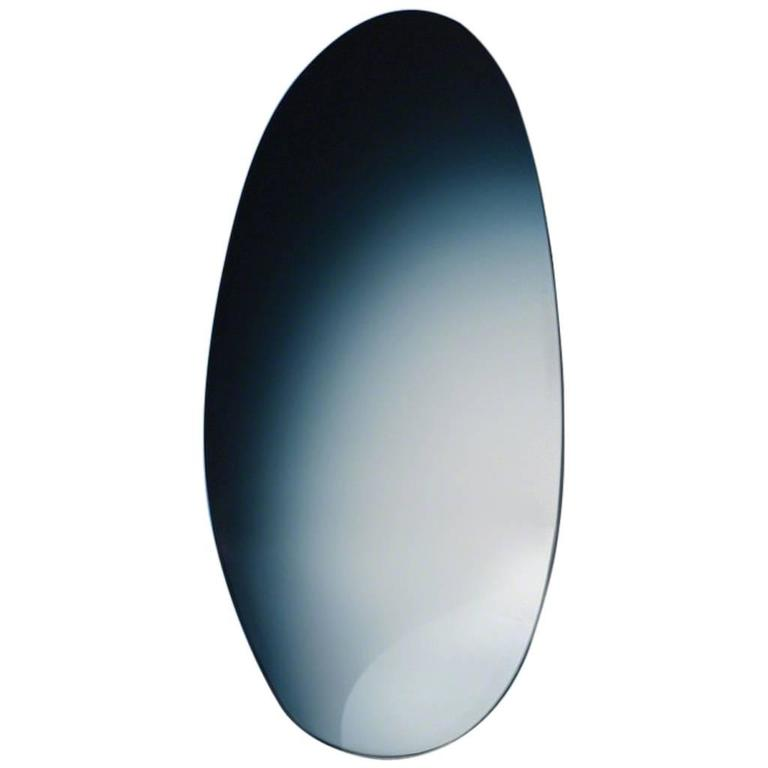 Off Round Hue Mirror #2, Wall Mirror by Sabine Marcelis