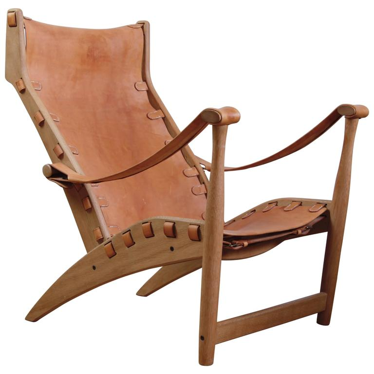 Mogens Voltelen Copenhagen Lounge Chair 1
