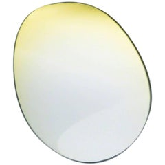 Contemporary Off Round Hue #1 Wall Mirror by Sabine Marcelis