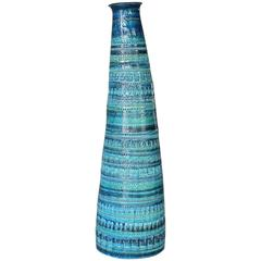 Tall Bitossi Raymor Vase