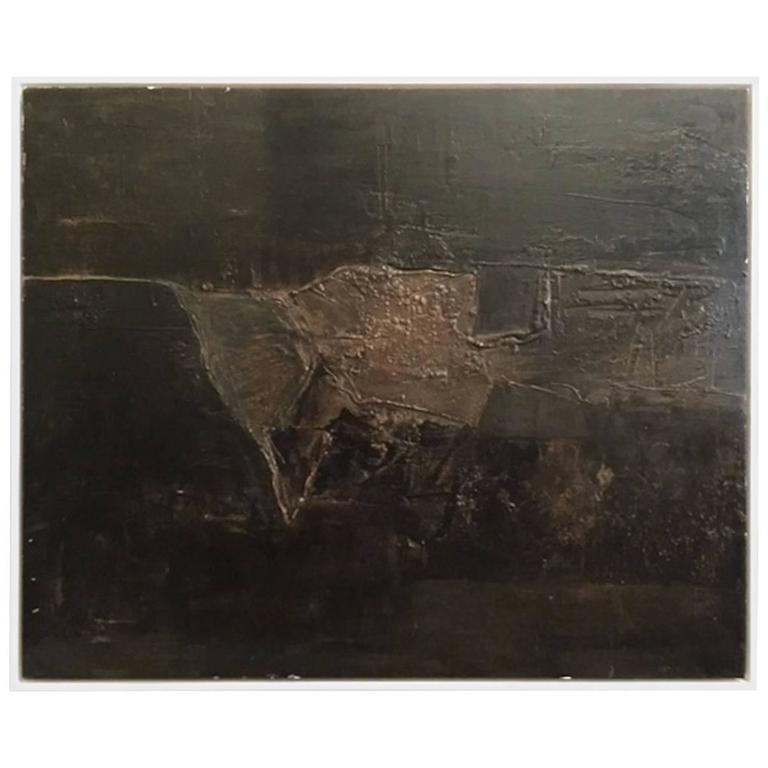 Painting by Spanish Artist Santiago Castillo, Spain, Contemporary