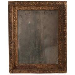 Ornate Small Mirror