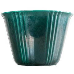 Ceramic Cachepot by Guido Andloviz for S.C.I. Laveno