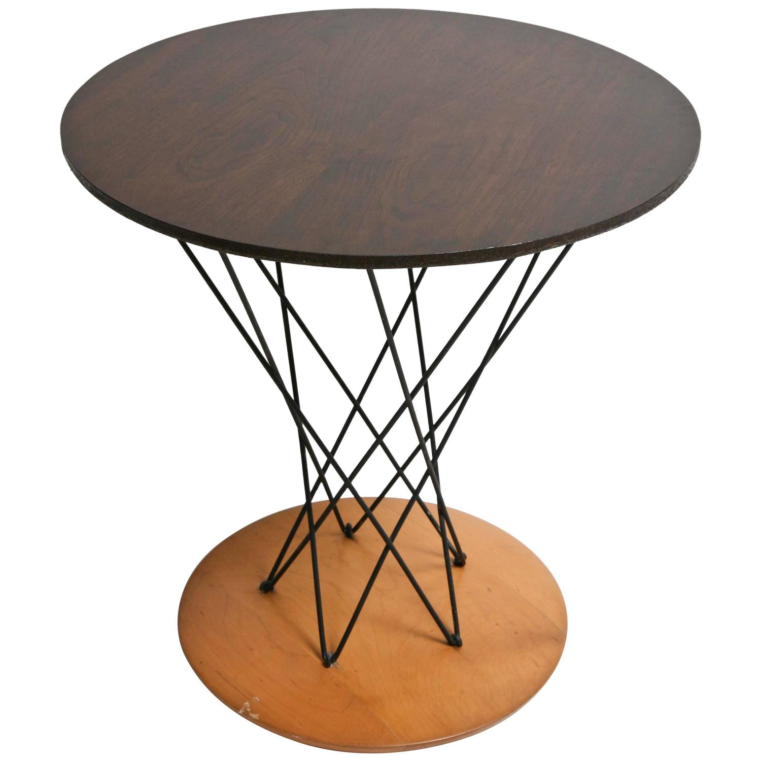 mid century modern knoll noguchi children side cyclone table at 1stdibs. Black Bedroom Furniture Sets. Home Design Ideas