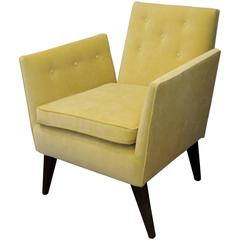 Mid-Century Armchair in the Style of Dunbar