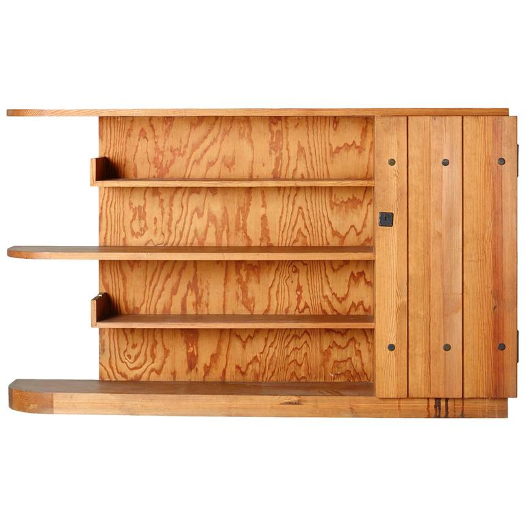 "Axel Einar Hjorth ""Lovö"" Bookcase, Design 1932"