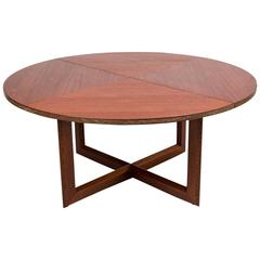 Frank Lloyd Wright Game Table