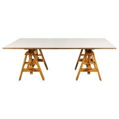 """""""Leonardo """" Table by Achille Castiglioni"""