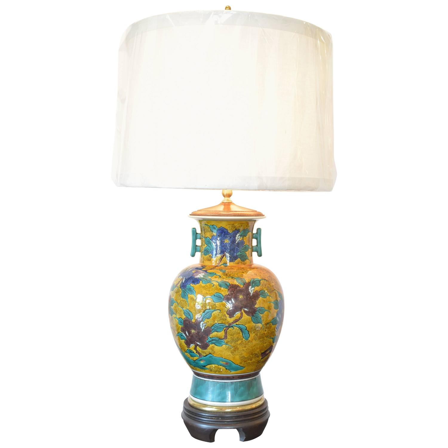 Vintage frederick cooper lamp at 1stdibs geotapseo Image collections