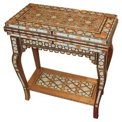 Damascus Games Table