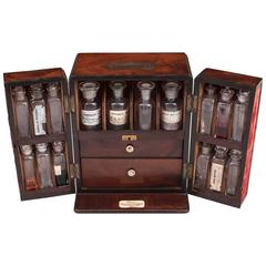 Antique Apothecary Box