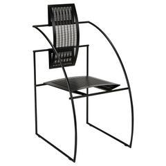 Quinta Chair by Mario Botta for Alias