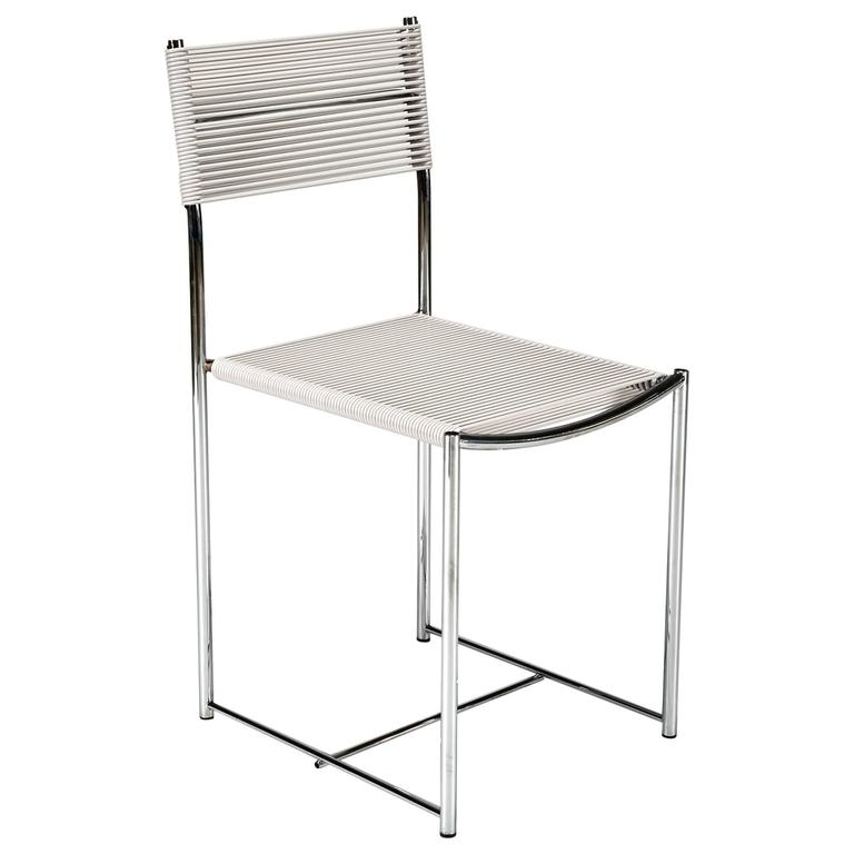 Spaghetti Chair Giandomenico Belotti.Spaghetti Side Chair Limited Edition Version By Giandomenico Belotti