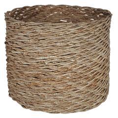 Vintage over Sized Handmade Basket