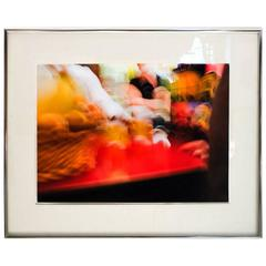 "Contemporary Abstract ""Movement"" Photo"