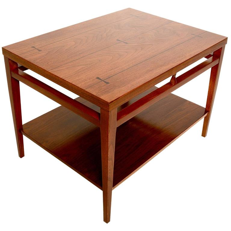 28 lane side table lane side table mid century end table ca