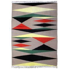 Modernist Carpet by Antonin Kybal