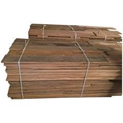 Authentic Original French Antique Wood Oak Floors, 17th-19th Century