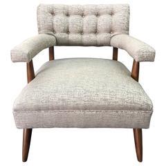 Super Cool Mid-Century Modern Danish Club Chair