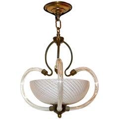 Venetian Light Fixture
