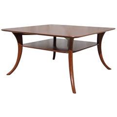 Saber Leg Coffee Table by T.H. Robsjohn-Gibbings for Widdicomb