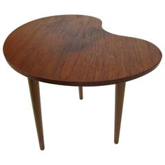Danish Palette Side Table