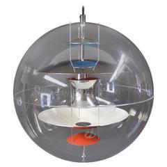 Verner Panton Globe Designed by Verner Panton in 1969