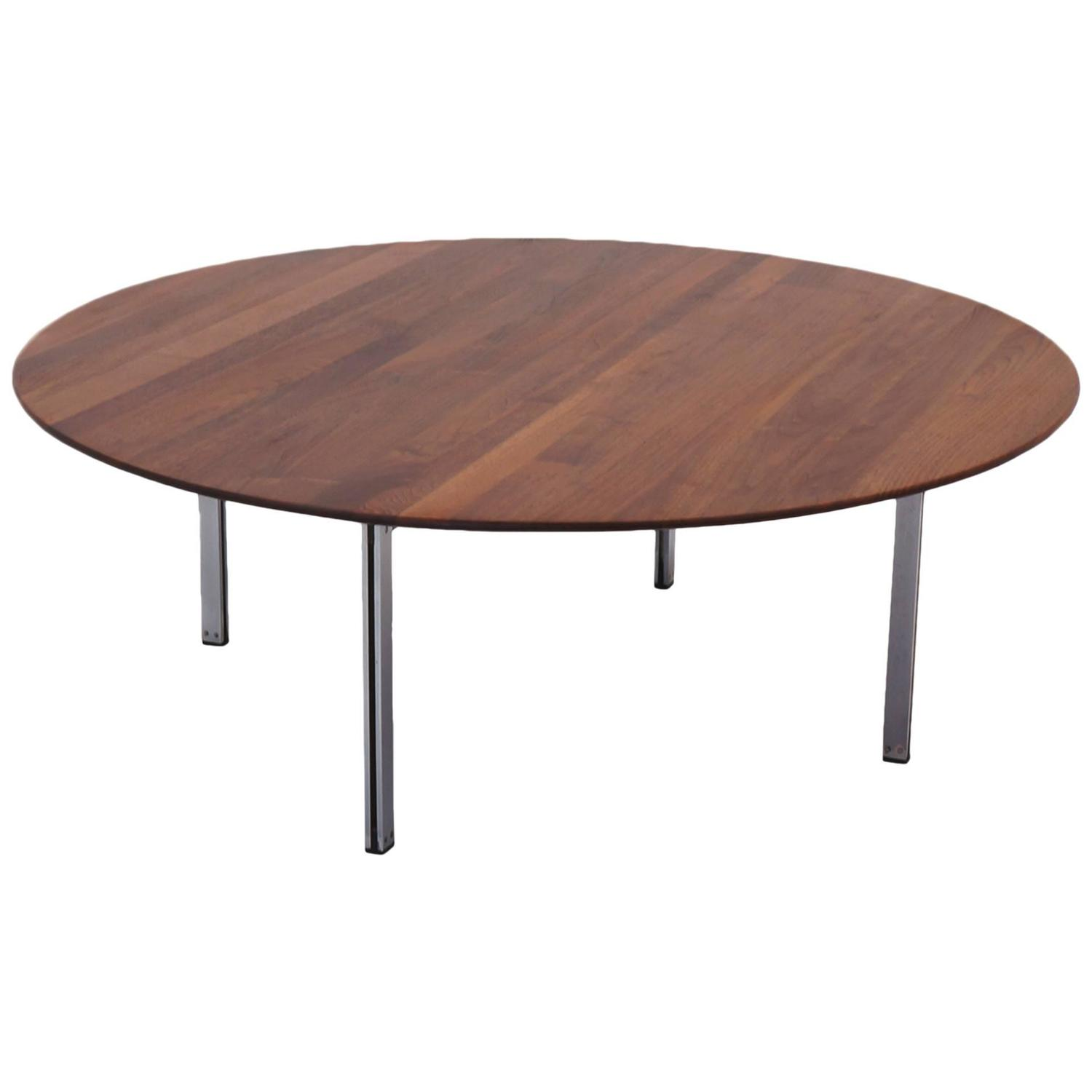 Florence Knoll Coffee Table Parallel Bar Series Excellent Condition At 1stdibs