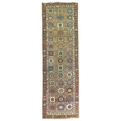 Camel Brown Persian Runner