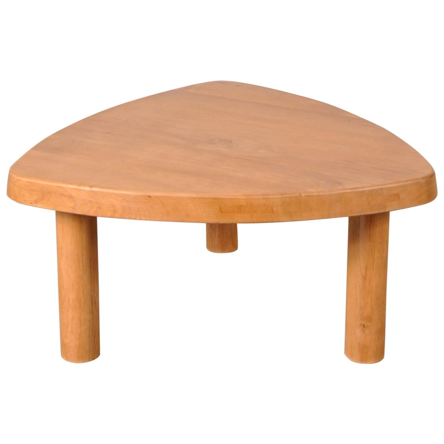 Coffee table by charlotte perriand france circa 1950 for sale at 1stdibs - Table charlotte perriand ...