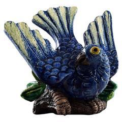 Rare Rörstrand Stoneware Figure of Gunnar Nylund, Bird
