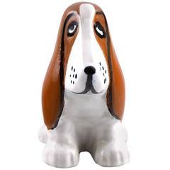 "Aahlens, Lisa Larsson Ceramic Dog ""Vov"""