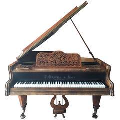 Grand Piano, 19th Century