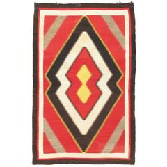Early 20th Century Navajo Rug