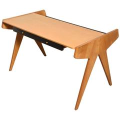Organic Writing Desk Designed by Helmut Magg, Germany