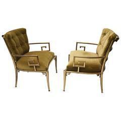 Weiman/Warren Lloyd Chinese Lounge Chairs