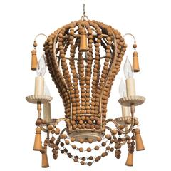 Hot air balloon chandeliers 21 for sale on 1stdibs hot air balloon fixture mozeypictures Images