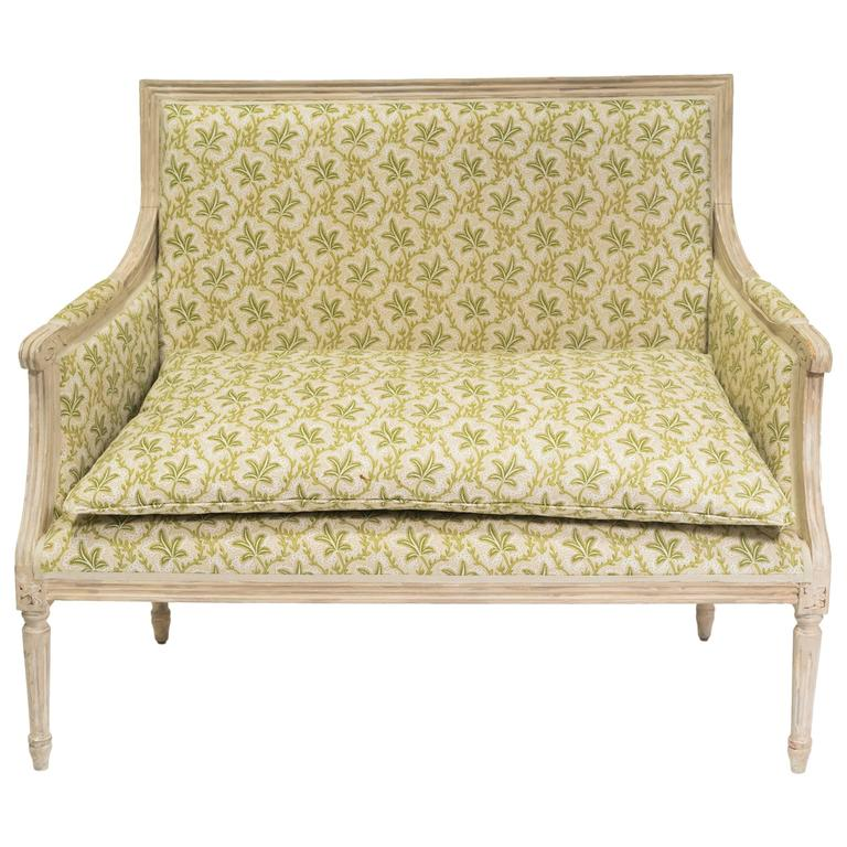 French Style Settee