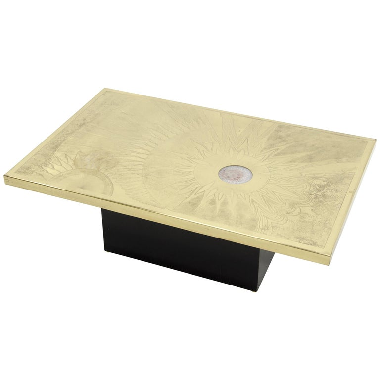 Coffee Table by Christian Krekels For Sale