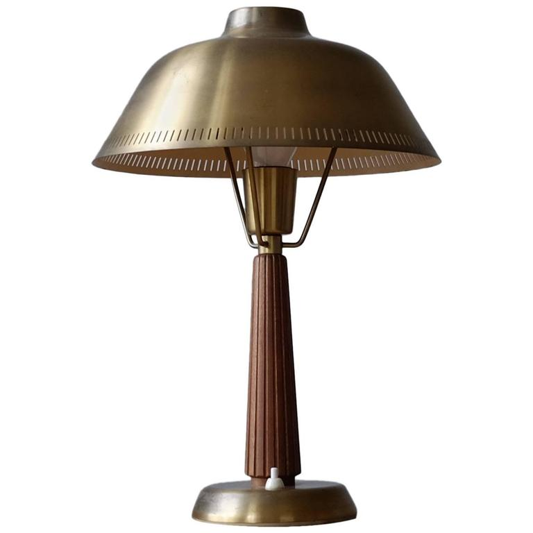Hans Bergström Table Lamp by ASEA