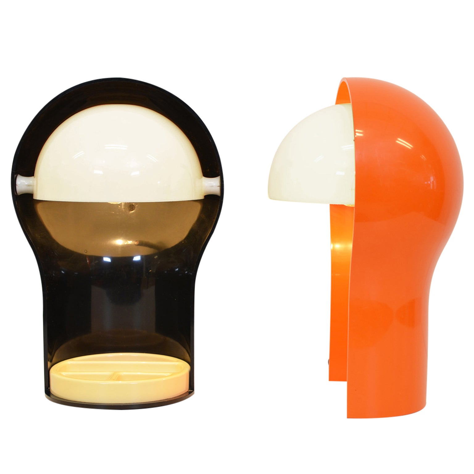 Sixties Telegono Lamp by Vico Magistretti for Artemide, Italy
