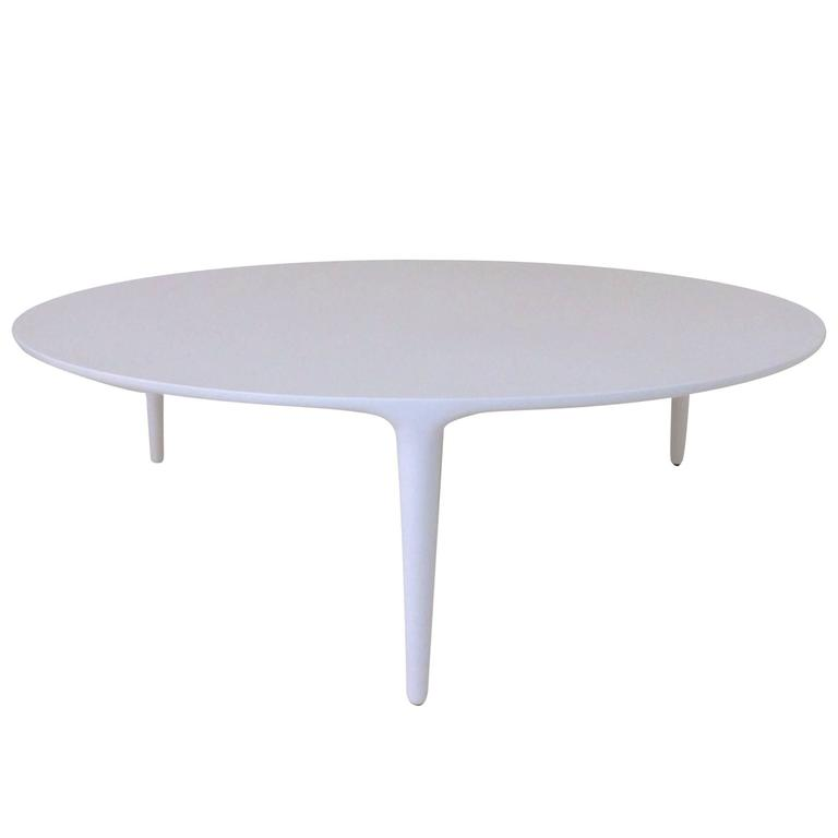 Large Coffee Table Contemporary: Large Contemporary Round Coffee Table By Wolfgang