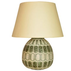 Ruscha German Mid-Century Lamp