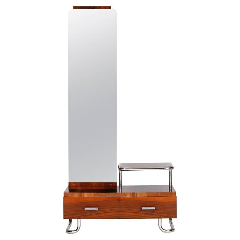Tubular Steel Dressing Table From The 1930s For Sale At