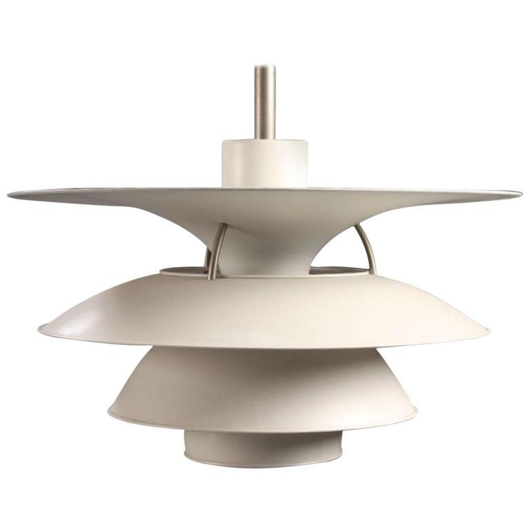 X-Large Ceiling Lamp Charlottenborg by Poul Henningsen for Louis Poulsen For Sale