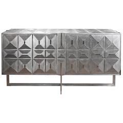 Original Steel Buffet by Erwan Boulloud